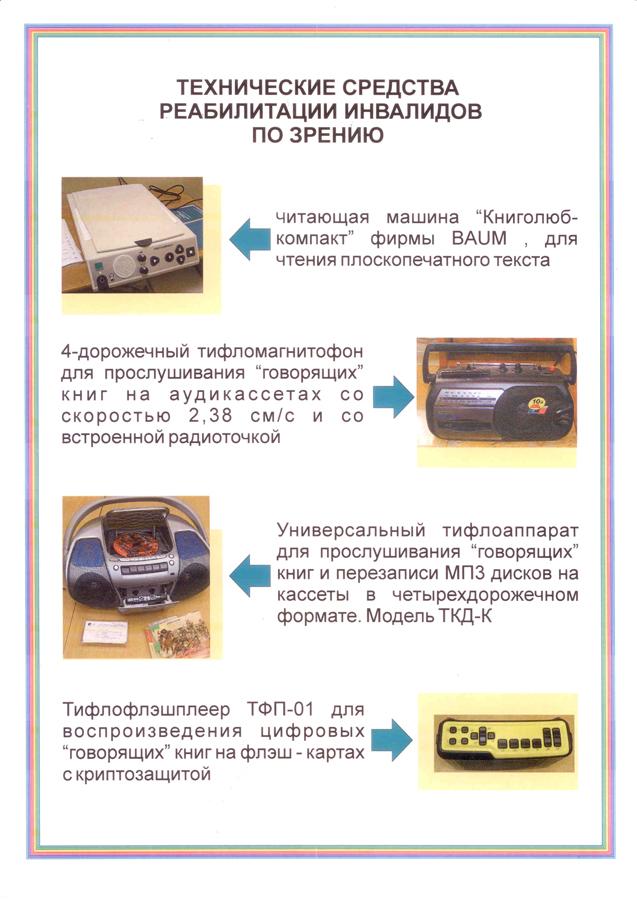 Тифлотехника
