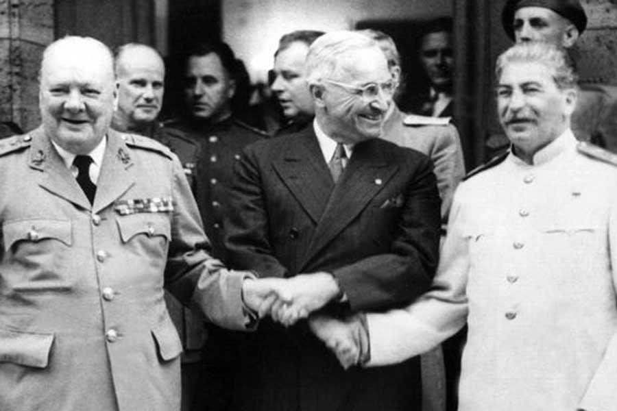 Конференция лидеров государств-победителей