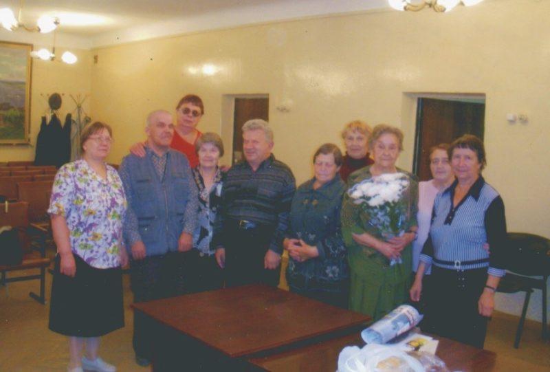 Общая фотография участников кружка