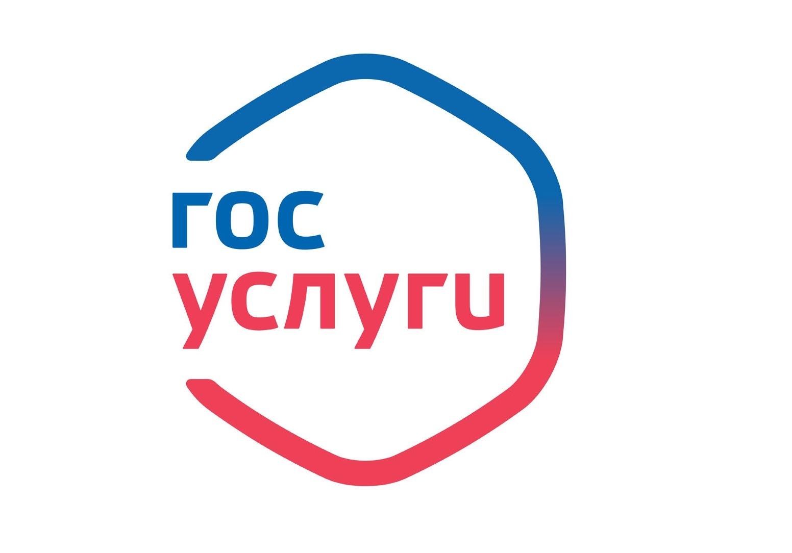 Логотип ГОСУСЛУГИ